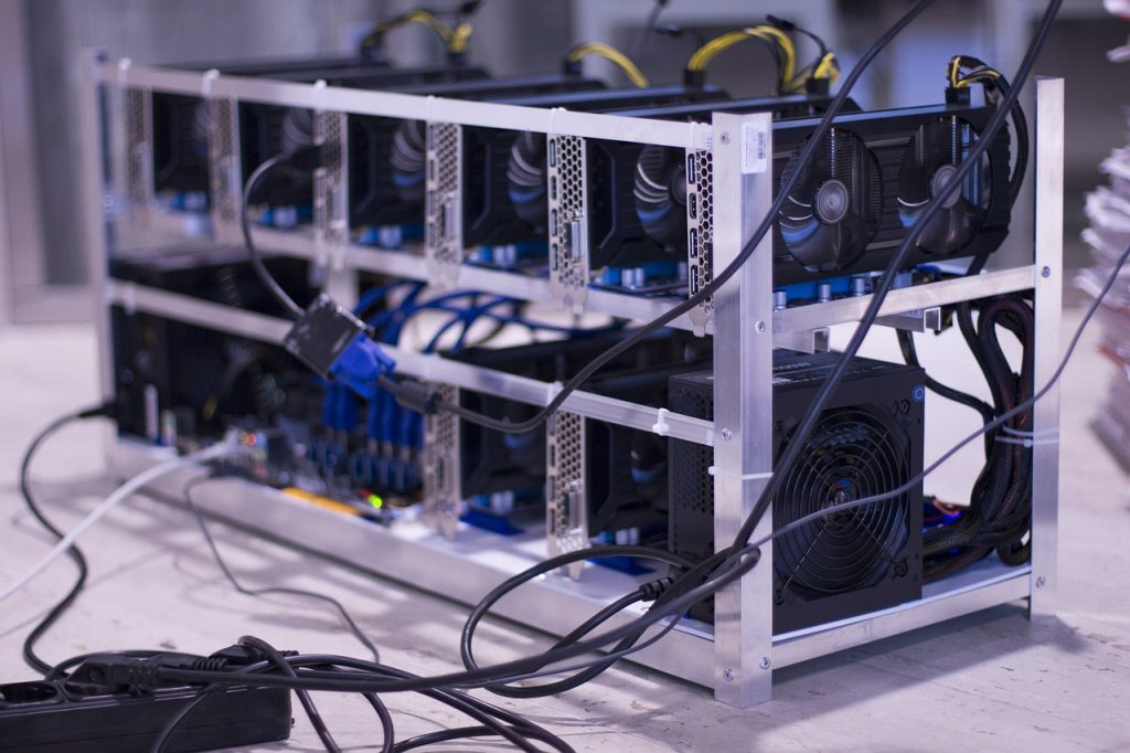 Cloud mining services